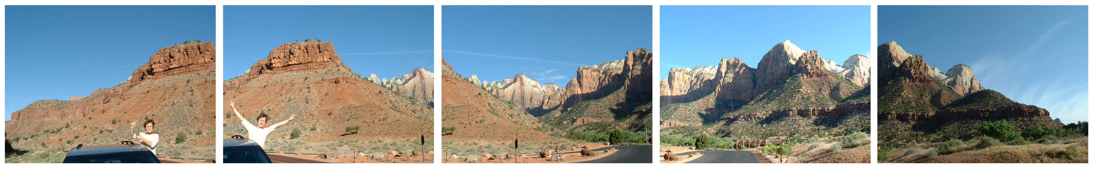 5 images from Zion