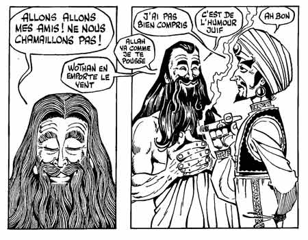 Gotlib : God's Club