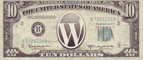 wordpress bill