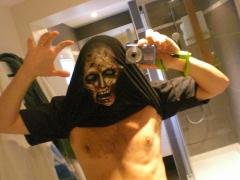 Let Your Dark Side Ou.. BOO!